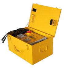 Nowatech ZEEN2000-PLUS KPE elektrofitting hegesztő 400mm-ig, vonalkód olvasóval, naplózással
