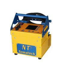 Nowatech ZEEN5000  KPE elektrofitting hegesztő, 1200mm-ig, vonalkód olvasóval, naplózással