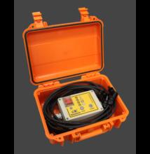 Nowatech ZERN160 HDPE Geberit / Wavin  elektrofitting hegesztő 160mm-ig