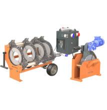 Weltech W250 KPE cső tompahegesztő gép