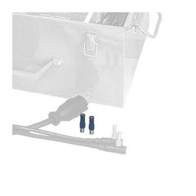 4,7 mm elektrofitting csatlakozó Nowatech KPE elektrofitting hegesztőkhöz