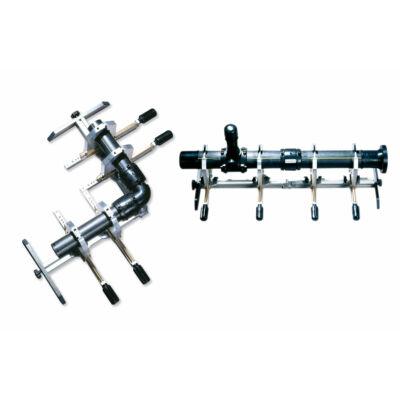 Csőtartó/ cső központosító LIGHTV1 63-180 elektrofittinges hegesztésekhez