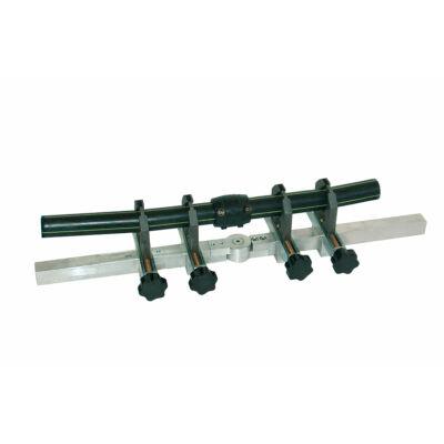 Csőtartó/ cső központosító 20-63 elektrofittinges hegesztésekhez