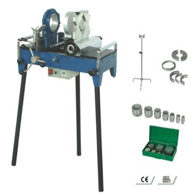 TRANSWELD 110 PTOK állványos pados tokos csőhegesztő gép 25 - 110mm