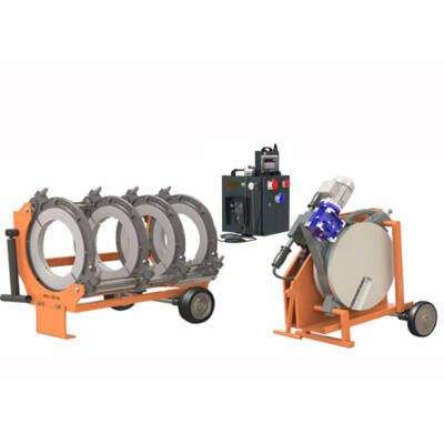 Weltech CNC 500  KPE cső tompahegesztő gép