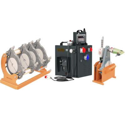 Weltech CNC160  KPE cső tompahegesztő gép