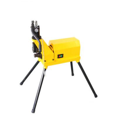 6 coll görgős csőhornyoló gép
