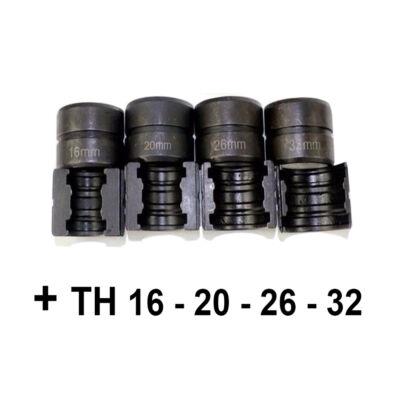 Présgyűrű sorozat: TH 16-20-26-32