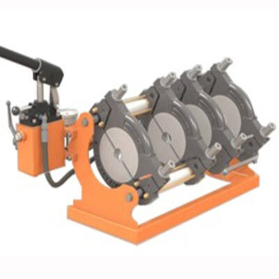 WELTECH MHW160 kézi hidraulikus KPE tompahegesztő gép